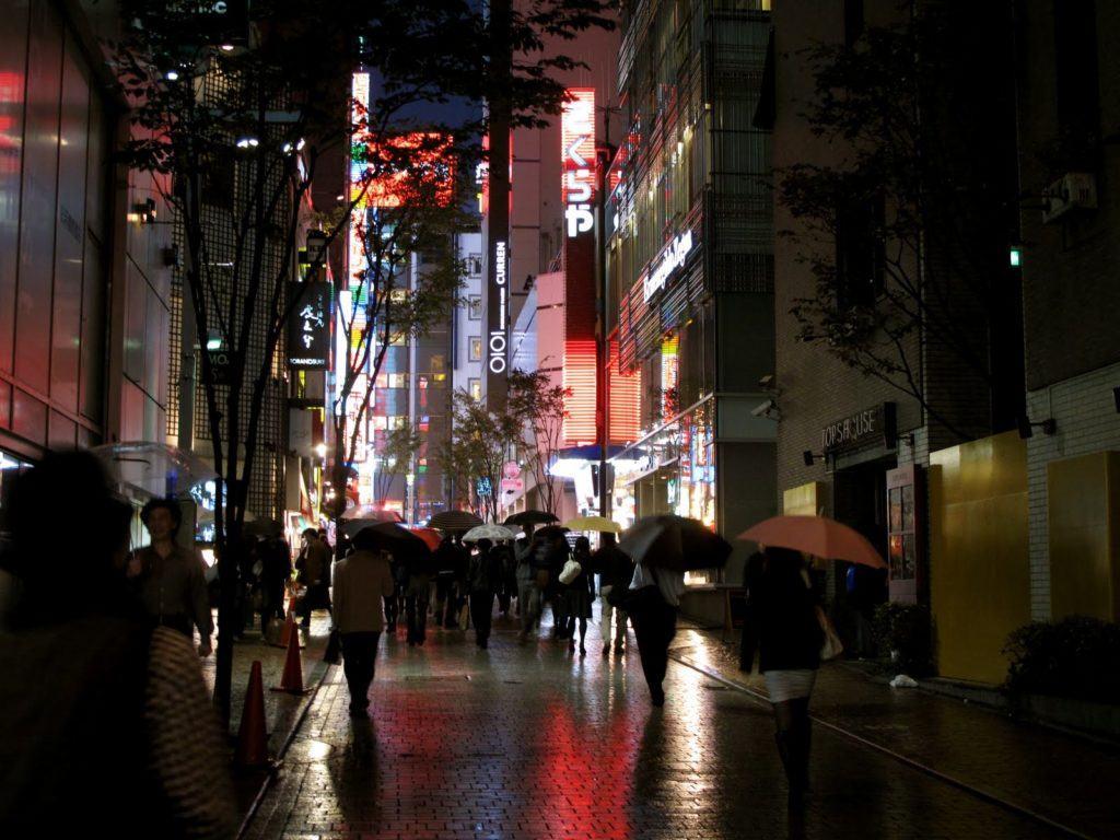 Living in Japan 9