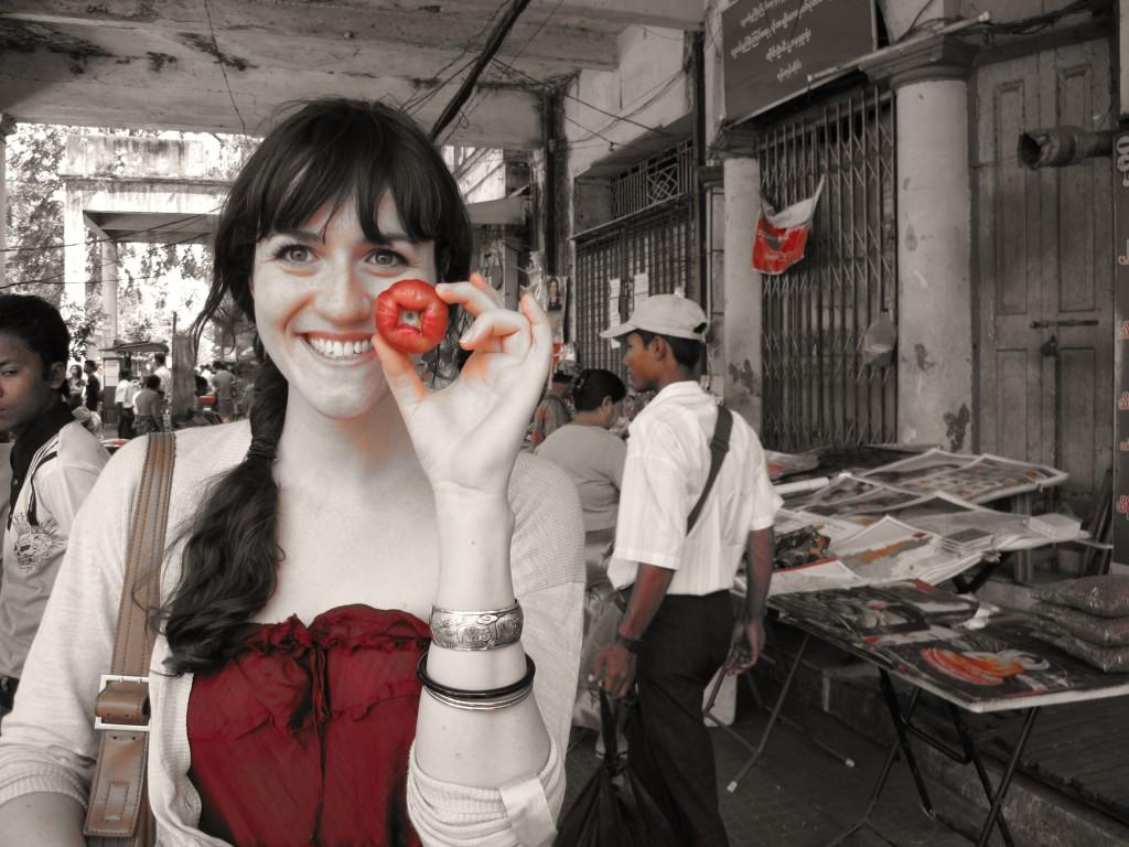 Red in Rangoon 2