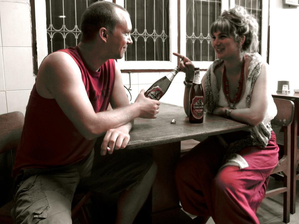Red in Rangoon 8