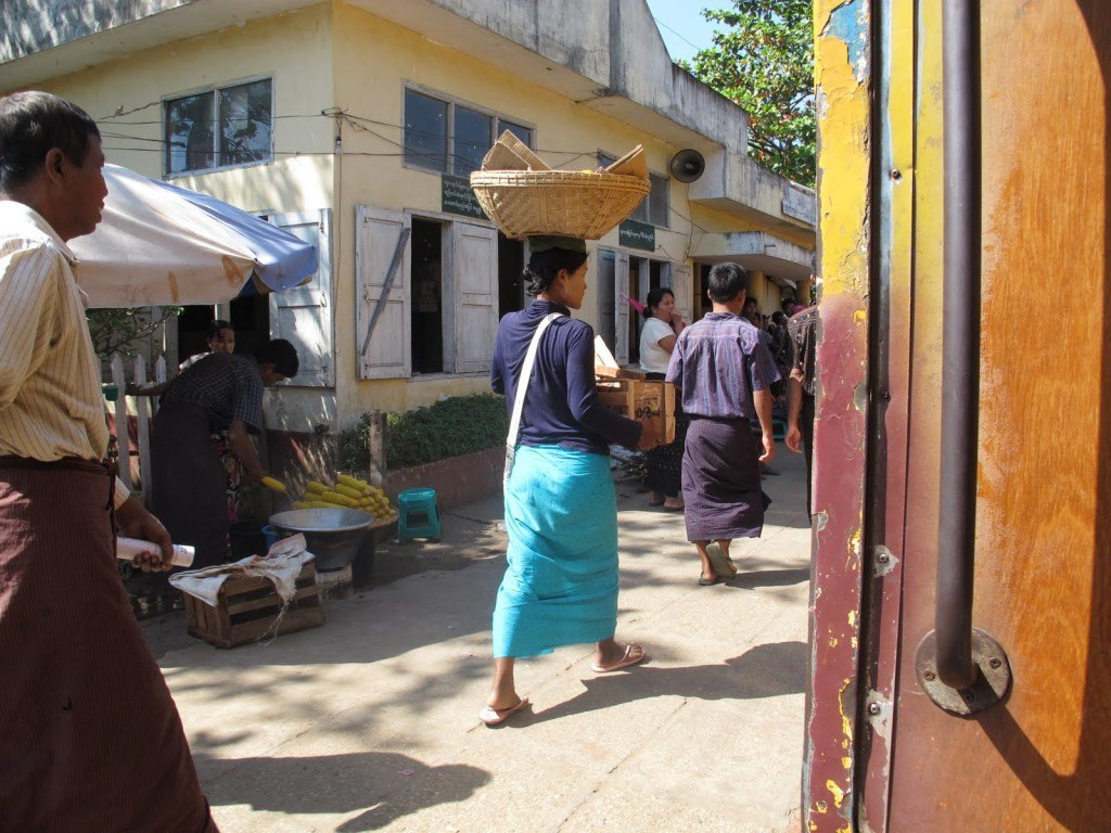 Yangon Myanmar 7