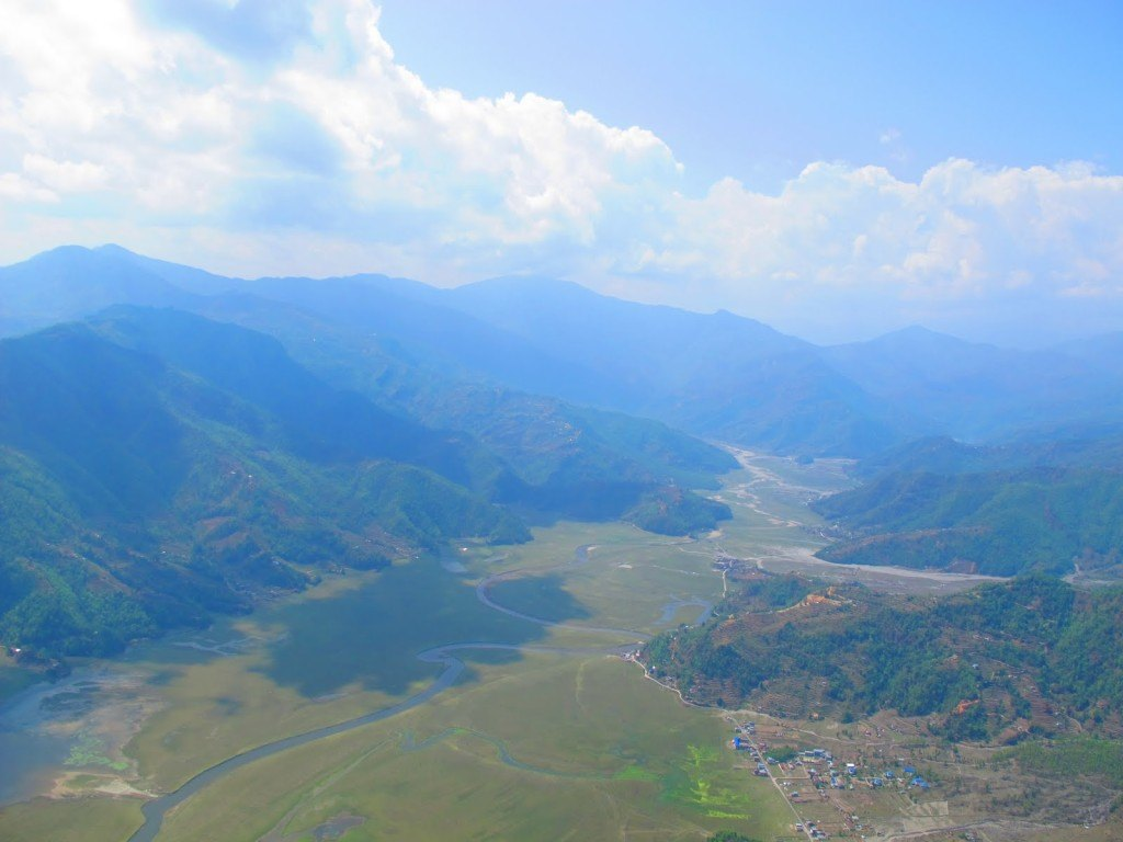 Paragliding in Pokhara 5