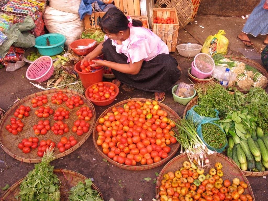 Yangon Myanmar 5
