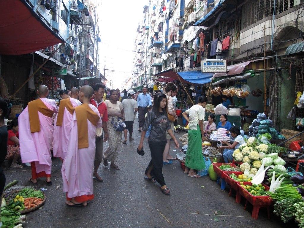 Yangon Myanmar 6