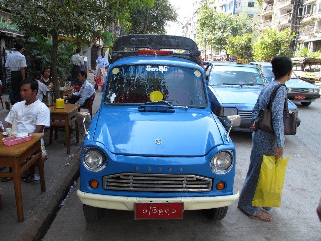Yangon 7