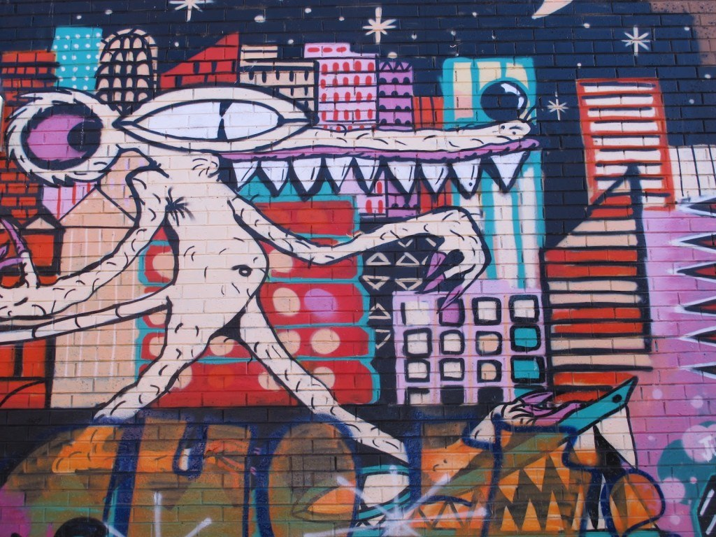 Melbourne Australia 8