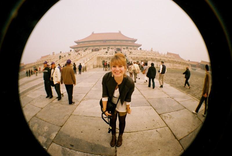 Brenna fisheye in China