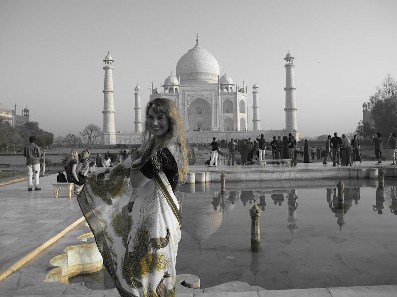 Brenna in India