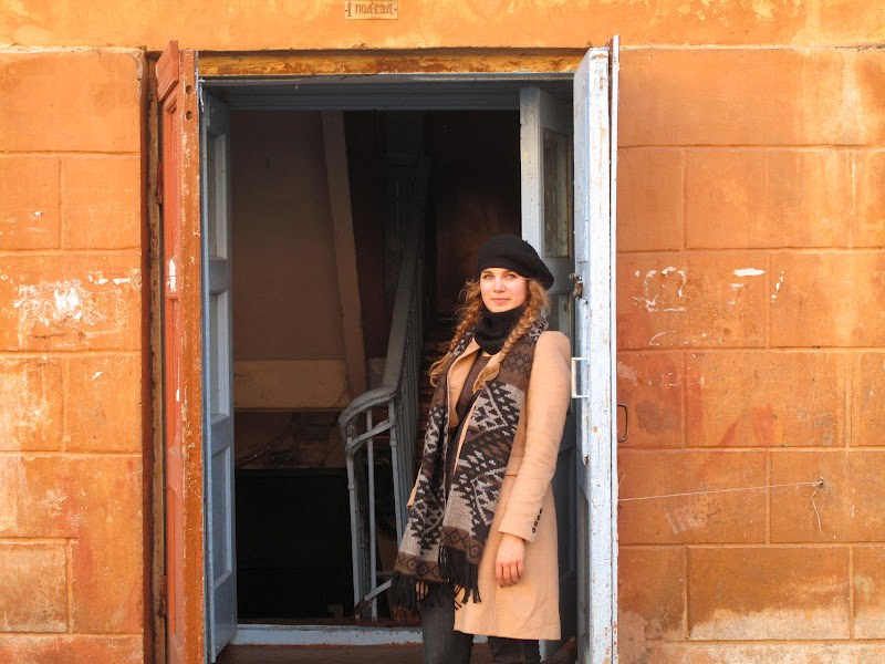 Brenna in Russia