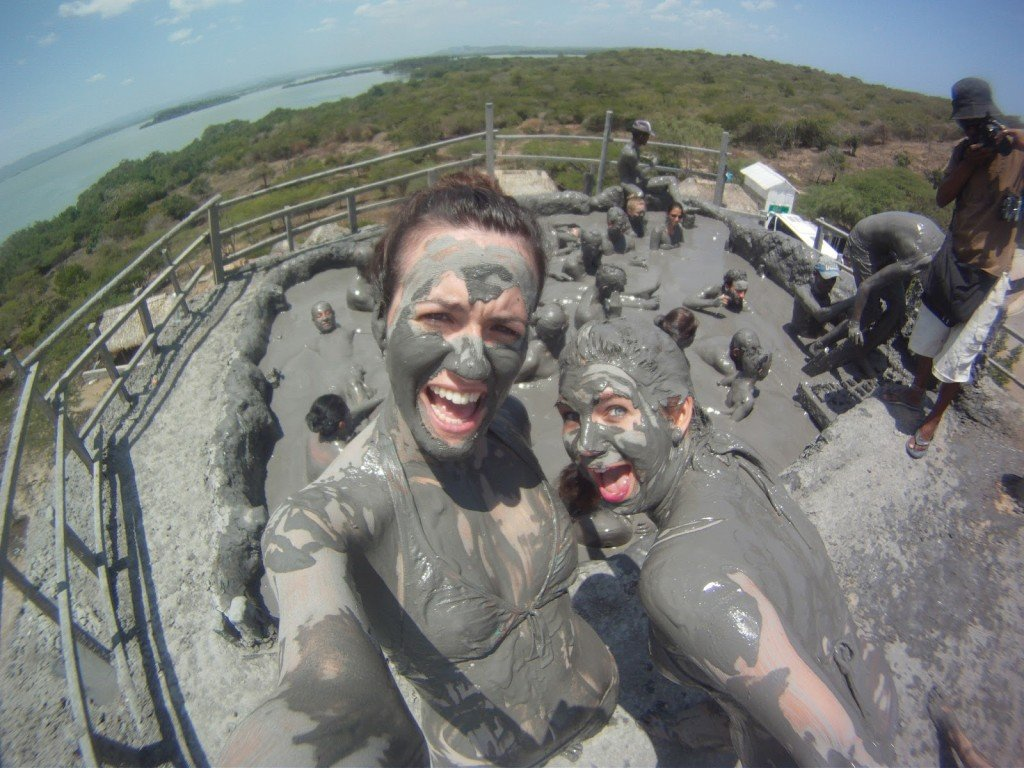 Mud Baths of Colombia 1