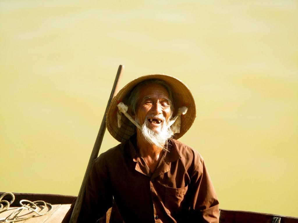 Man in Hoi An 2