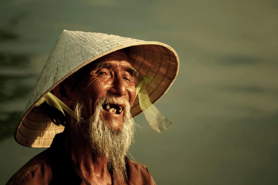 Man in Hoi An
