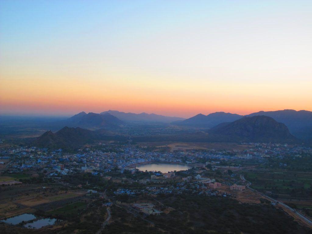sunrise-in-pushkar-india-2