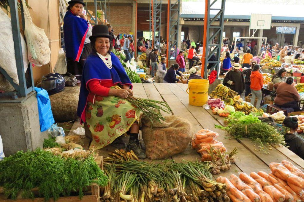 Silvia Colombia Market 14