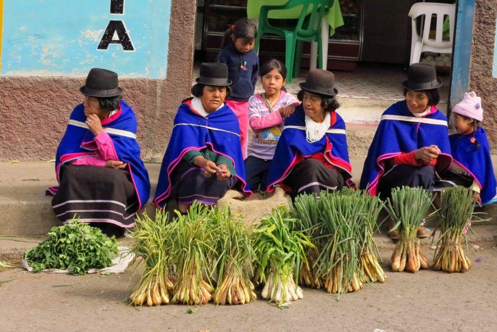 Silvia Colombia Market 16