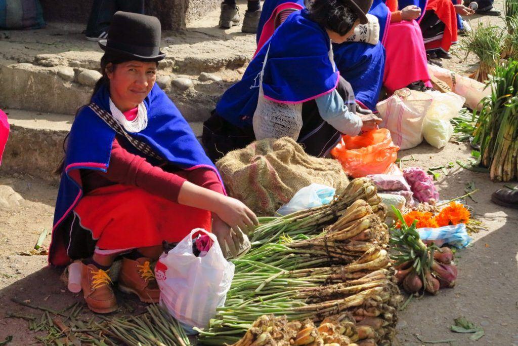 Silvia Colombia Market 2