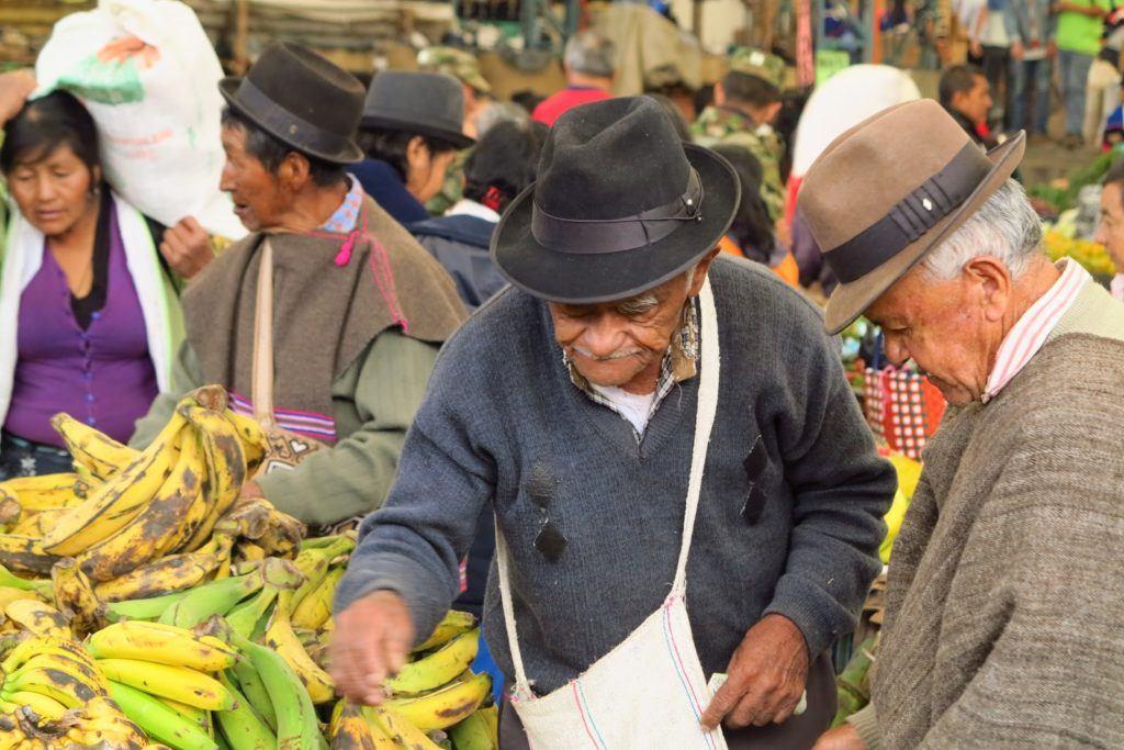 Silvia Colombia Market 6