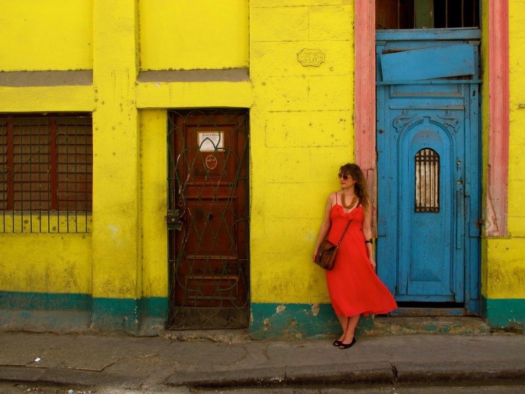 Fashion in Cuba