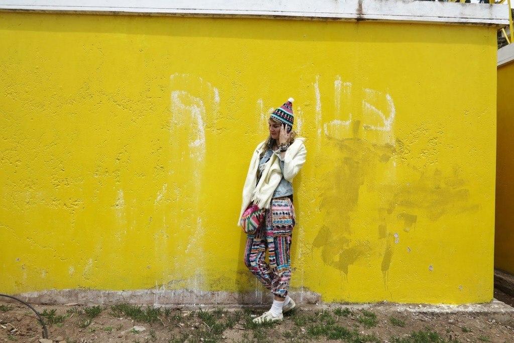 Fashion in Peru