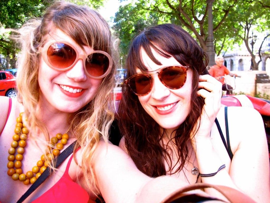 Brenna and Rikki Cuba