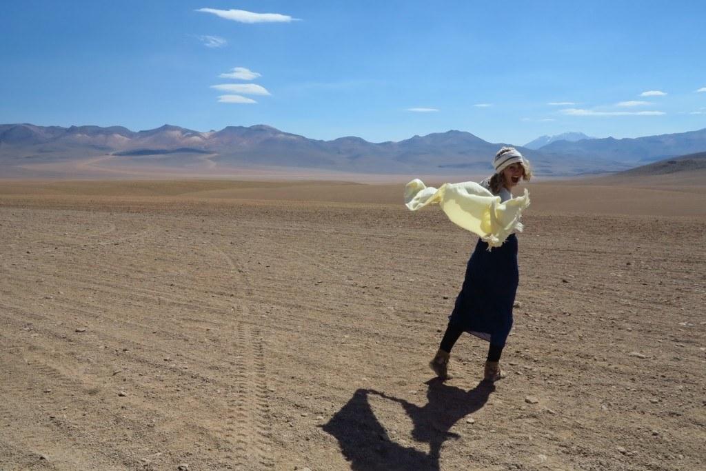 Brenna in Bolivia