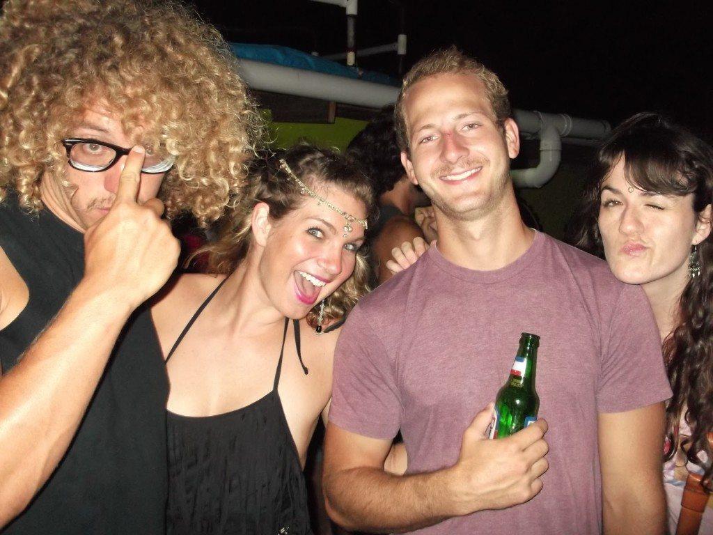Brenna in Panama