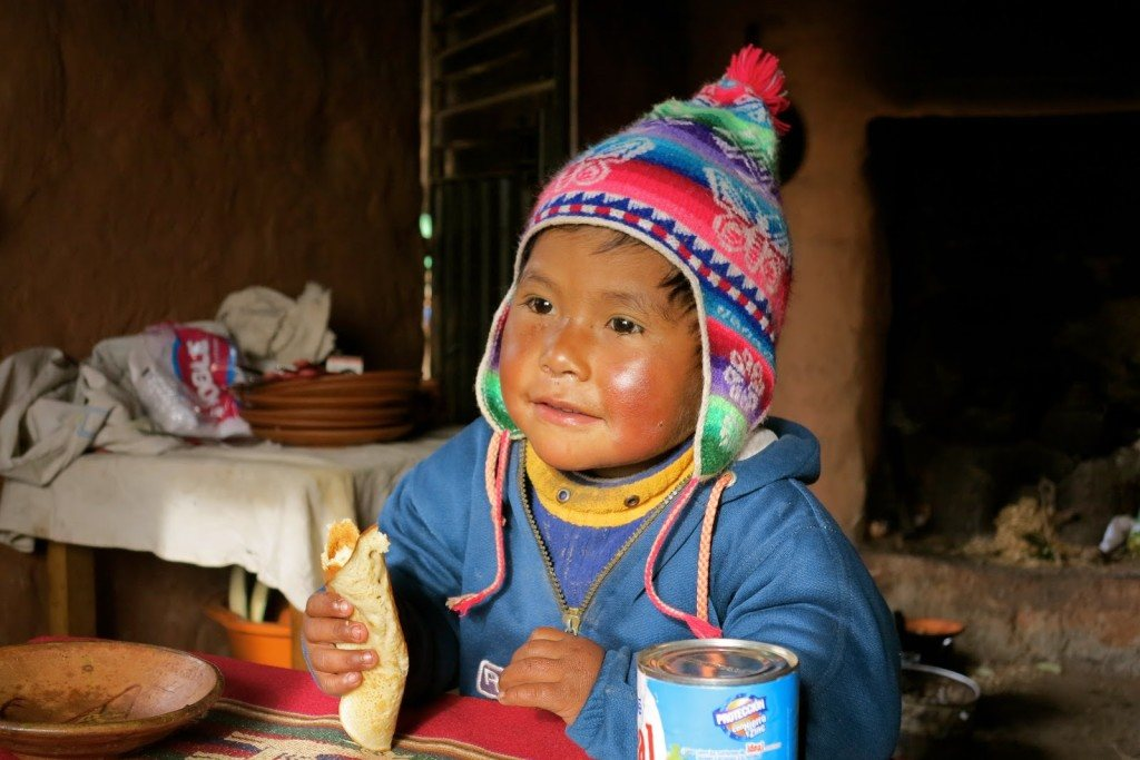 People of Lake Titicaca 1