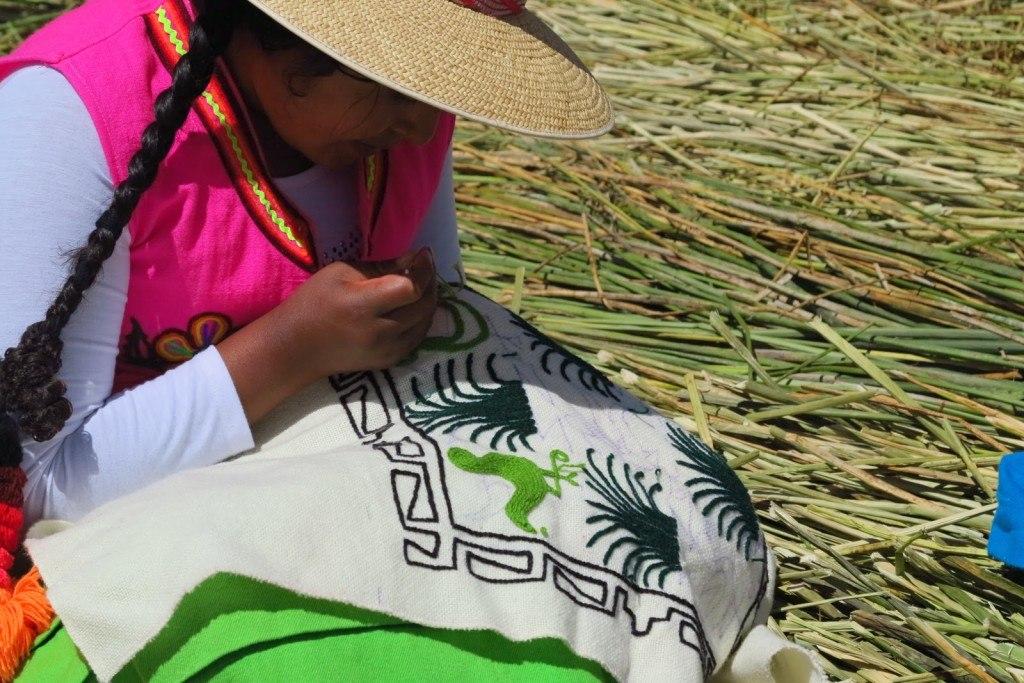 People of Lake Titicaca 2