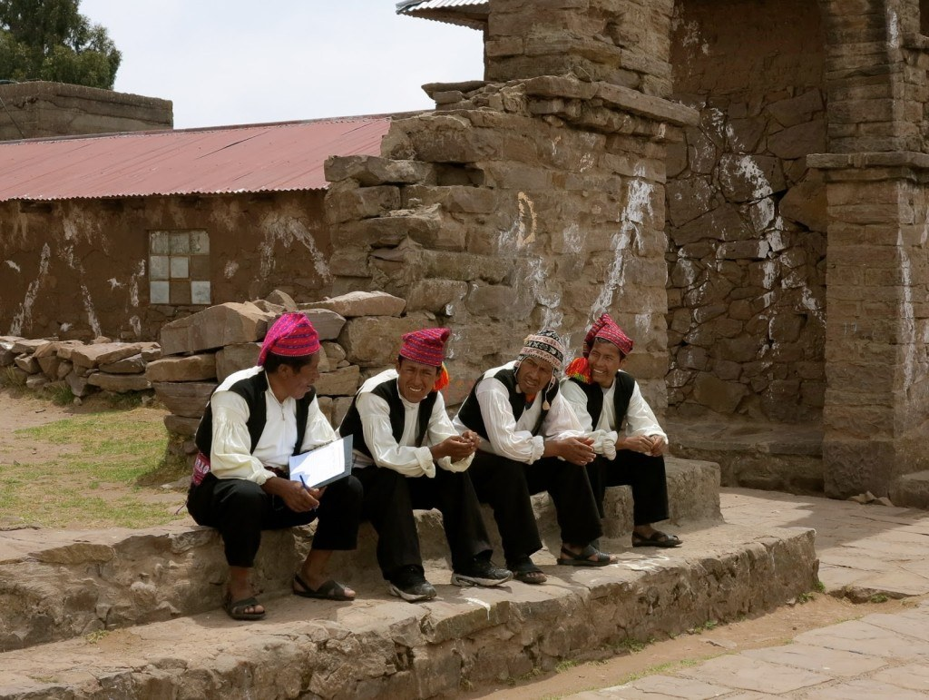 People of Lake Titicaca 4