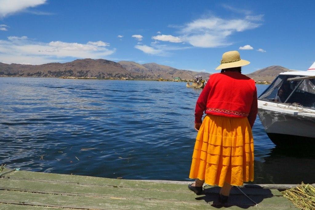 People of Lake Titicaca 5