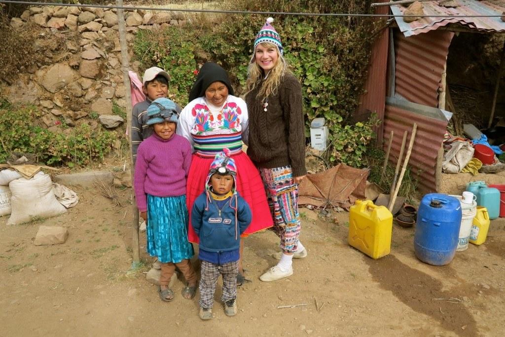 People of Lake Titicaca 6