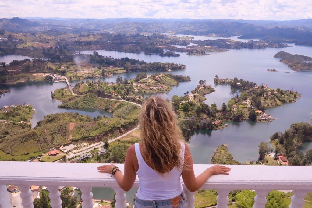 Why you should visit Guatape Colombia 1