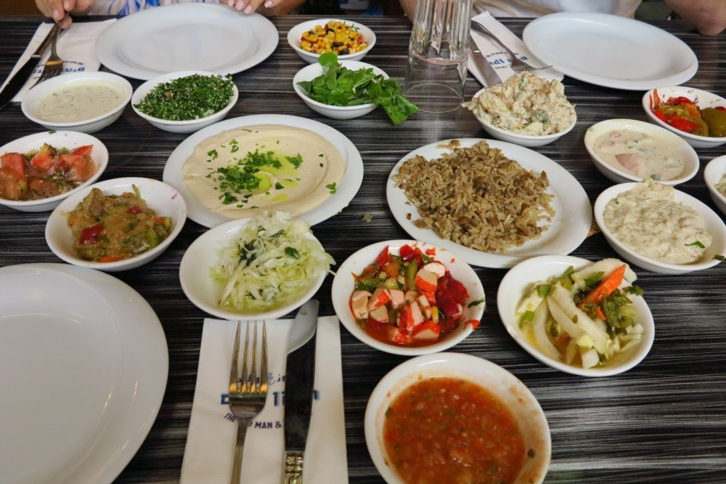 Best Restaurants in Tel Aviv 3