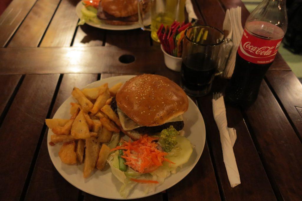 Peru Hamburger