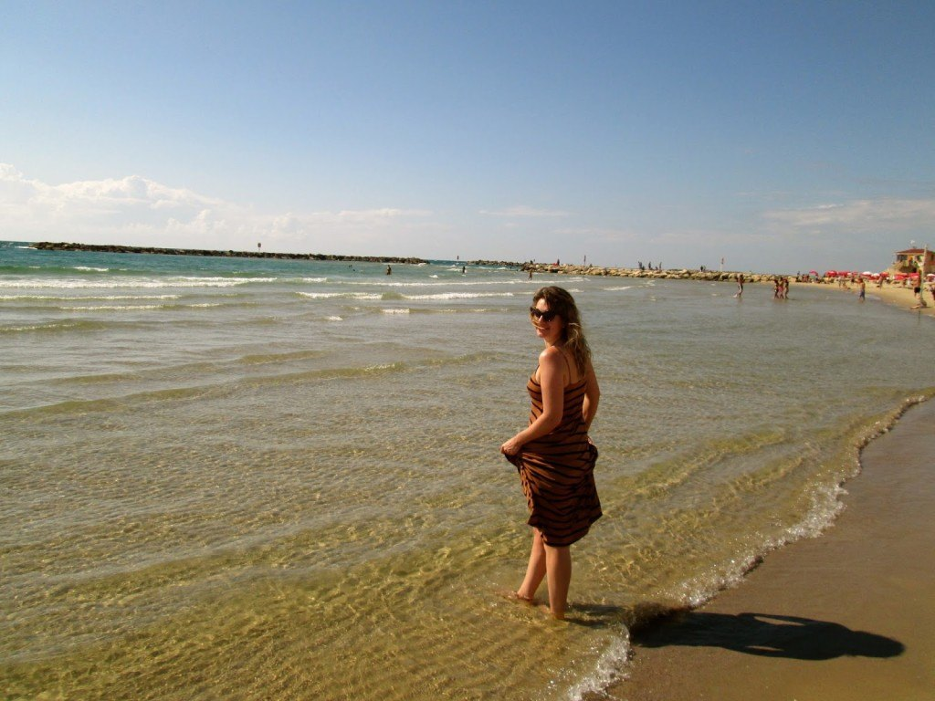 Brenna in Israel