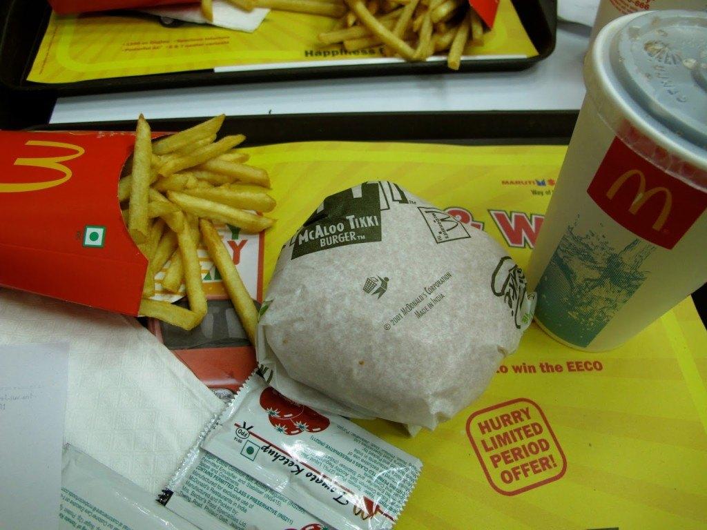 McDonalds New Delhi