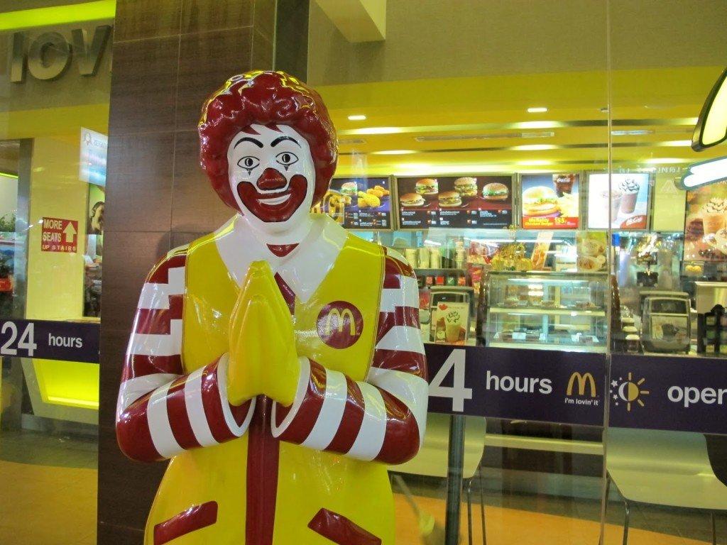 McDonalds Phuket