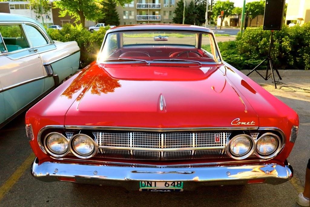 Classic Car Winnipeg 1
