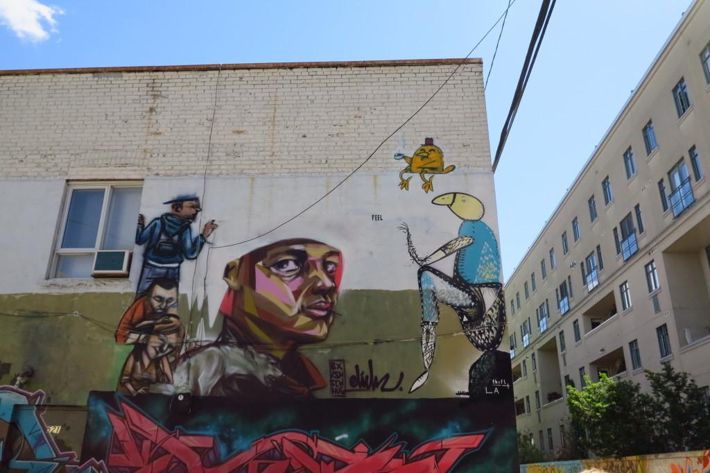 Toronto Graffiti 3