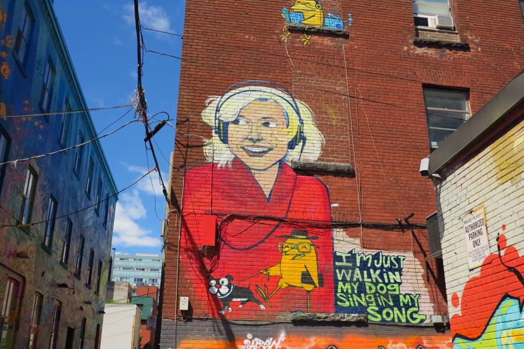 Toronto Graffiti 4