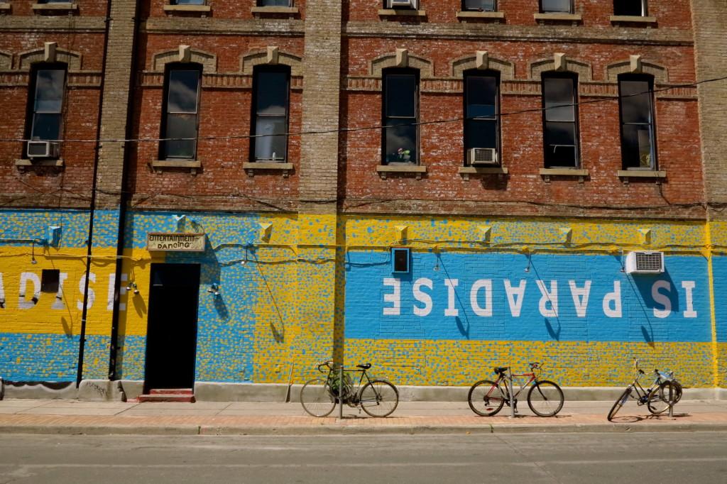 Toronto Graffiti 5