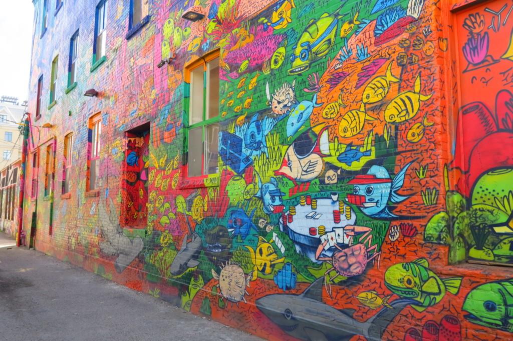 Toronto Graffiti 6