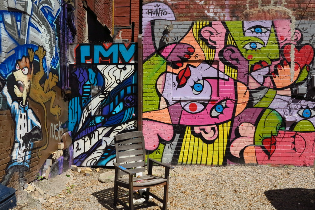 Toronto Graffiti 7