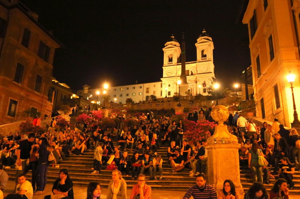 Rome Honeymoon