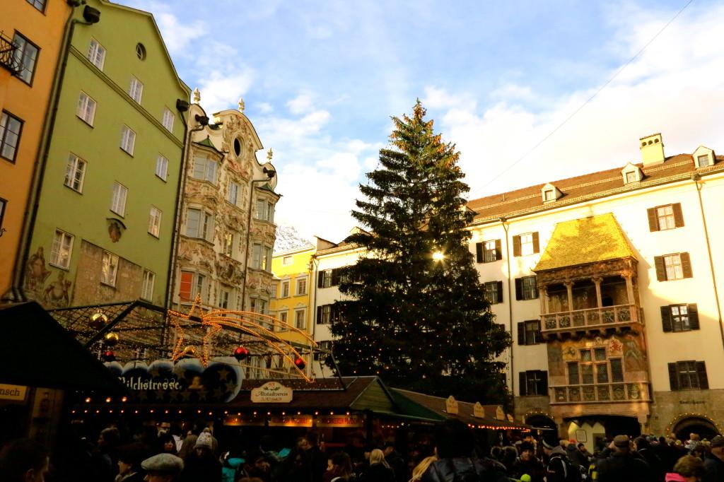 Innsbruck Christmas 2