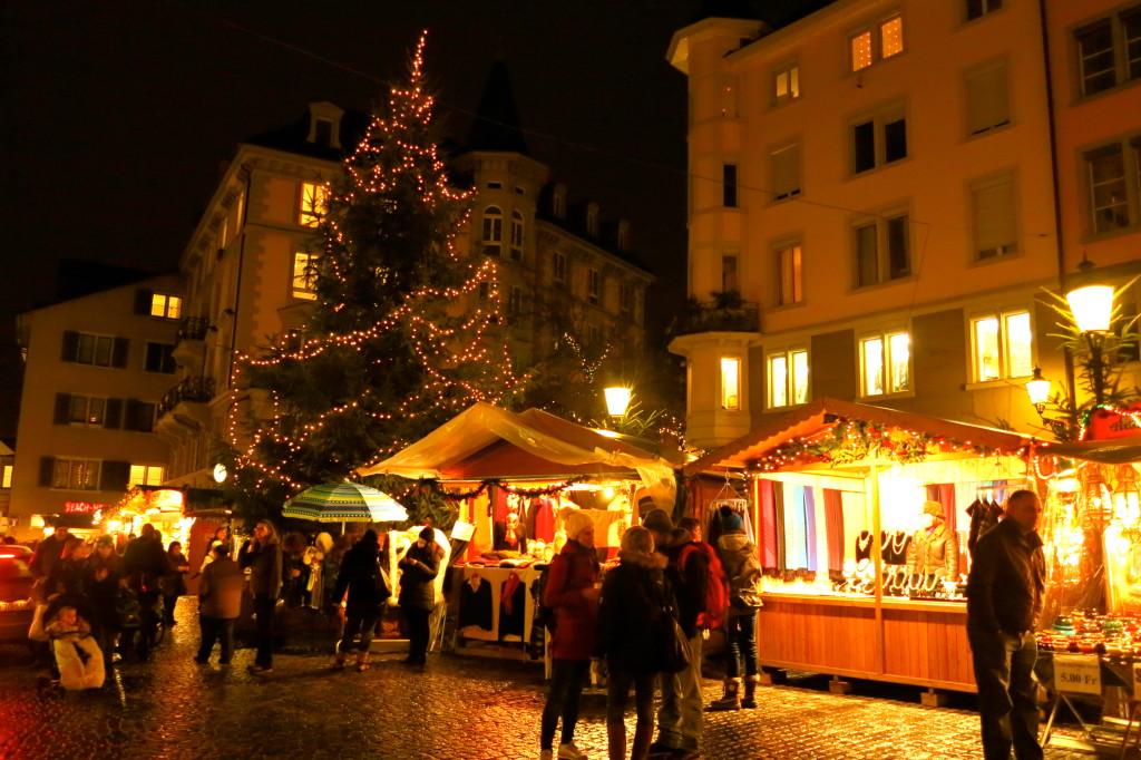 Zurich Christmas 2