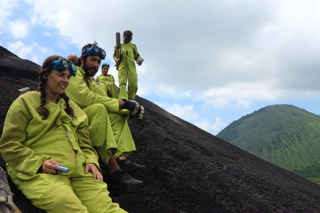 Leon Volcano Boarding 13