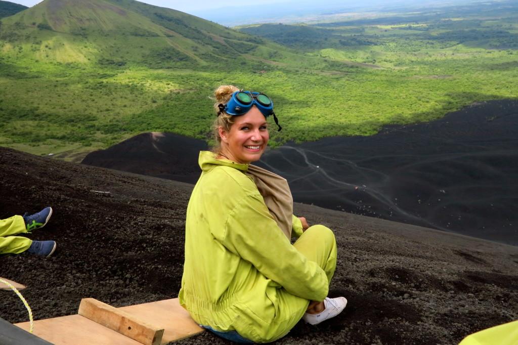 Leon Volcano Boarding 14
