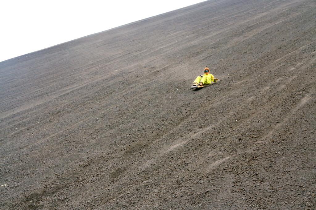 Leon Volcano Boarding 17