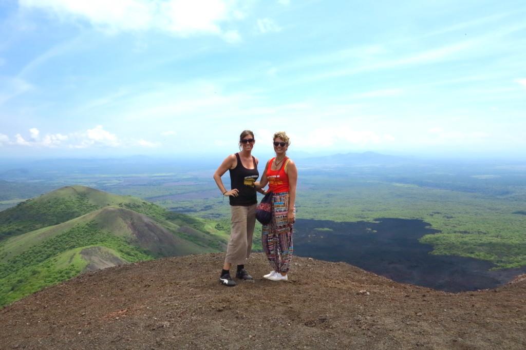 Leon Volcano Boarding 6