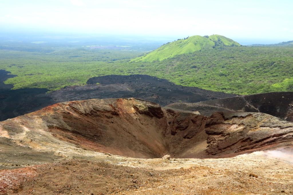 Leon Volcano Boarding 7